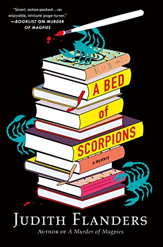 9781250056467: A Bed of Scorpions: A Mystery (Sam Clair)