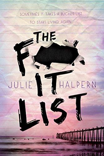 The F- It List: Halpern, Julie