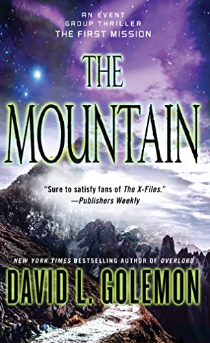 9781250057655: The Mountain: An Event Group Thriller (Event Group Thrillers)