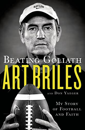 9781250057778: Beating Goliath: My Story of Football and Faith