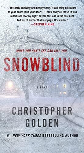 9781250057877: Snowblind: A Novel