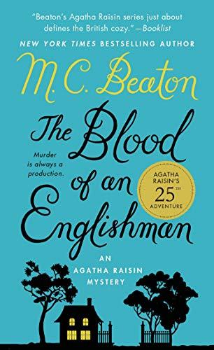 9781250057891: The Blood of an Englishman: An Agatha Raisin Mystery (Agatha Raisin Mysteries)