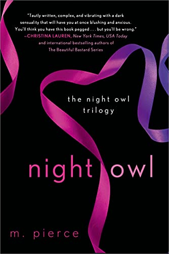 Night Owl (Night Owl Trilogy): Pierce, M.