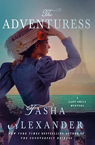 The Adventuress (Hardcover): Tasha Alexander