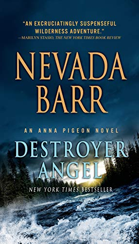 9781250058478: Destroyer Angel: An Anna Pigeon Novel (Anna Pigeon Mystery)