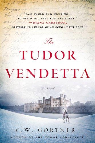 9781250058539: The Tudor Vendetta