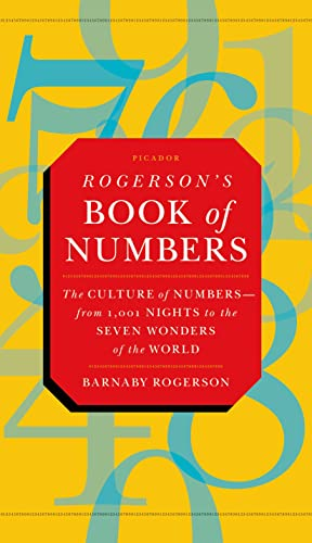 9781250058836: Rogerson's Book of Numbers: The Culture of Numbers---from 1,001 Nights to the Seven Wonders of the World