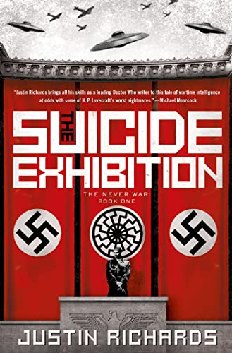 9781250059208: The Suicide Exhibition: A Novel (The Never War)