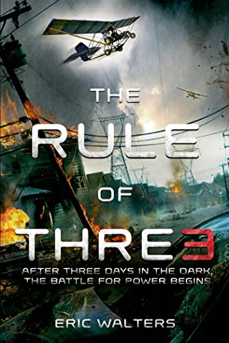9781250059550: The Rule of Three