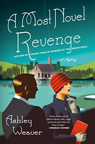 9781250060457: A Most Novel Revenge: An Amory Ames Mystery