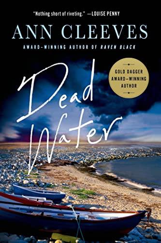 Dead Water: A Shetland Mystery: Cleeves, Ann
