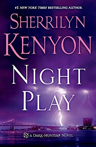 9781250061171: Night Play (Dark-Hunter Novels)