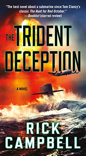 9781250061270: The Trident Deception