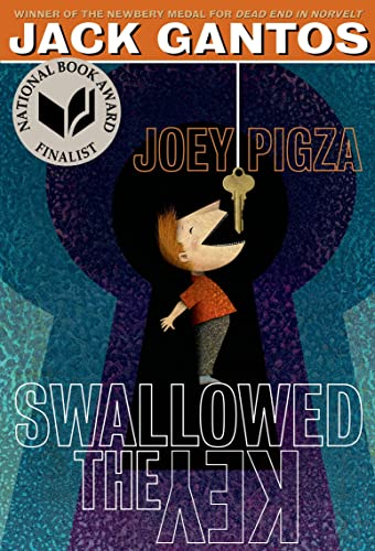 9781250061683: Joey Pigza Swallowed the Key