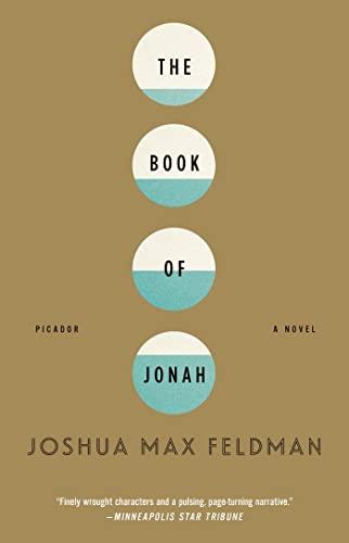 9781250062116: The Book of Jonah: A Novel