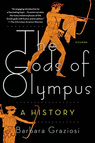 9781250062345: The Gods of Olympus: A History