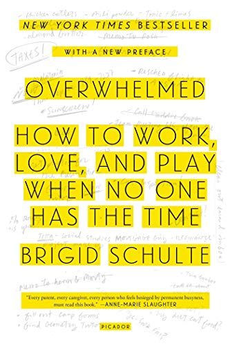9781250062383: Overwhelmed: How to Work, Love, and Play When No One Has the Time