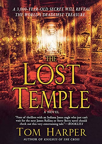 9781250062536: The Lost Temple: A Novel