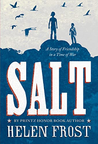 Salt: A Story of Friendship in a Time of War: Frost, Helen