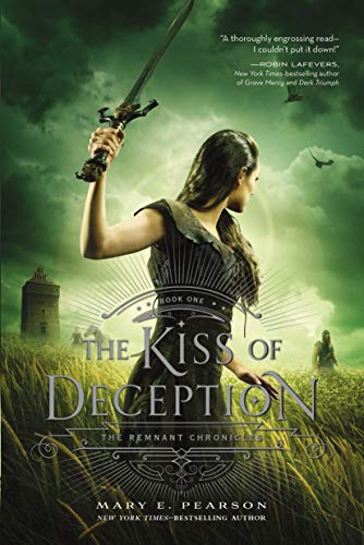 The Kiss of Deception (Paperback): Mary E. Pearson