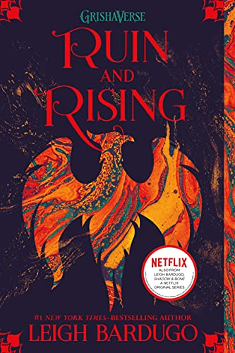Ruin and Rising (Grisha / The Shadow and Bone Trilogy #3)