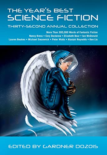 9781250064417: The Year's Best Science Fiction: Thirty-Second Annual Collection