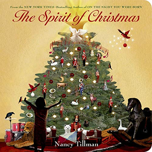 9781250064530: The Spirit of Christmas
