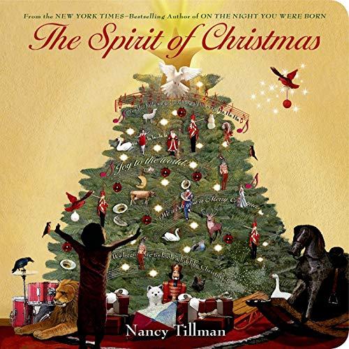 9781250064530: The Spirit of Christmas