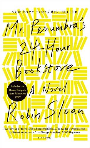 9781250064554: Mr. Penumbra's 24-Hour Bookstore