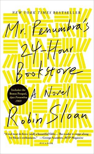 9781250064554: Mr. Penumbra's 24-Hour Bookstore