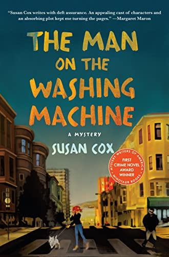 The Man on the Washing Machine: Cox, Susan