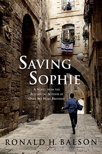 9781250065858: Saving Sophie: A Novel (Liam Taggart and Catherine Lockhart)