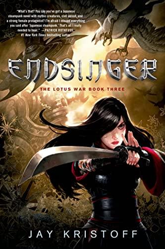9781250066145: Endsinger: The Lotus War Book Three