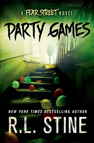 9781250066220: Party Games