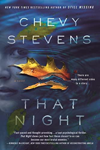 9781250066831: That Night: A Novel