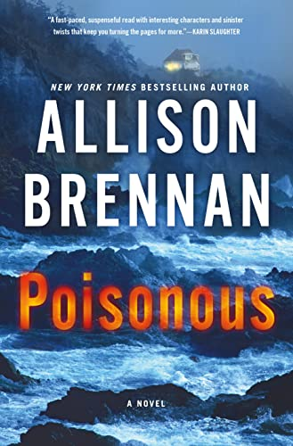 9781250066848: Poisonous (Max Revere Novels)