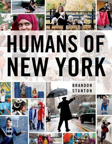 9781250066893: Humans of New York by Stanton, Brandon (2013) Hardcover