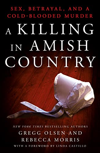 9781250067234: A Killing in Amish Country: Sex, Betrayal, and a Cold-Blooded Murder