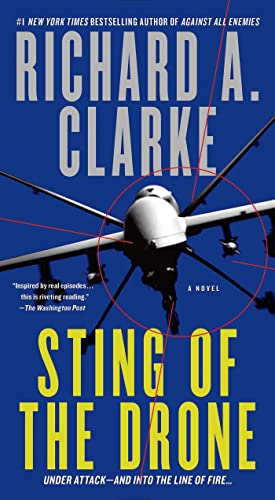 9781250067685: Sting of the Drone: A Novel