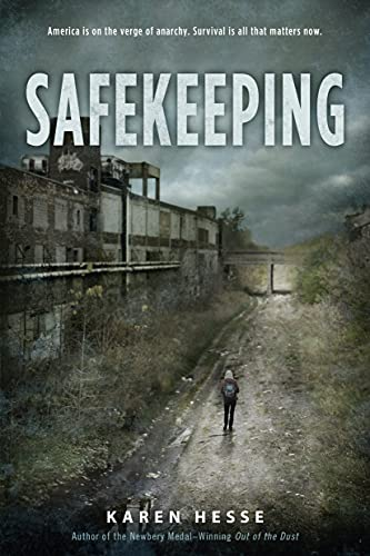 9781250068170: Safekeeping: A Novel of Tomorrow
