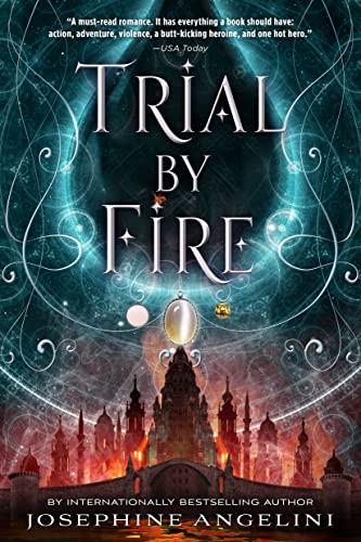 9781250068194: Trial by Fire (The Worldwalker Trilogy)