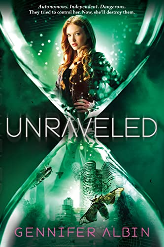 9781250068200: Unraveled (Crewel World)