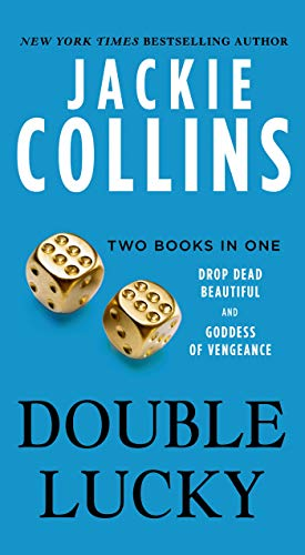 9781250068293: Double Lucky: Two Books in One: Drop Dead Beautiful and Goddess of Vengeance (Lucky Santangelo)
