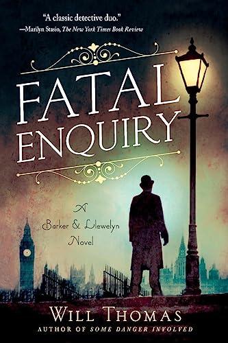 9781250068507: Fatal Enquiry: A Barker & Llewelyn Novel