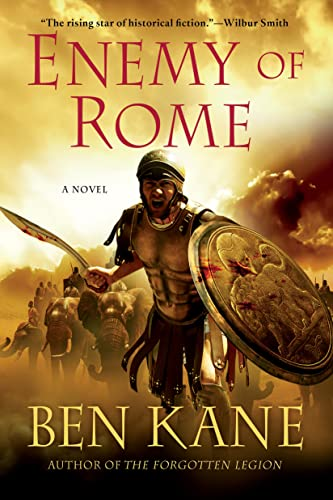 9781250068514: Enemy of Rome (Hannibal)