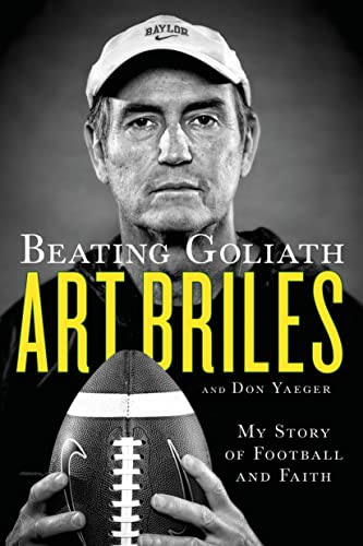 9781250068705: Beating Goliath: My Story of Football and Faith