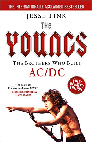 9781250068729: The Youngs: The Brothers Who Built AC/DC