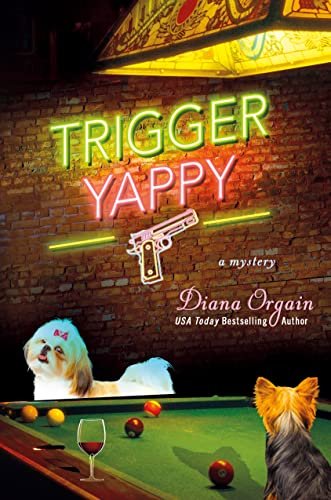 9781250069122: Trigger Yappy: A Mystery (Roundup Crew Series)