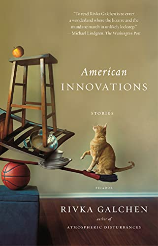 9781250069238: American Innovations: Stories