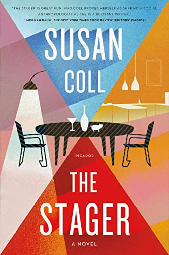 9781250069375: The Stager: A Novel